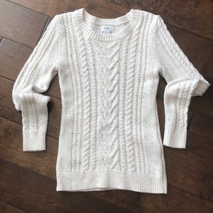 Very Nice! Cream Sweater XS